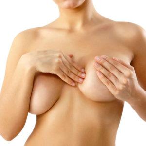 ujędrnianie piersi
