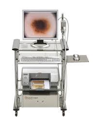 wideodermatoskop