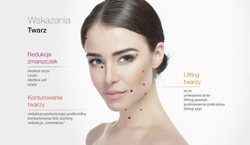 Ultraskin lifting twarzy